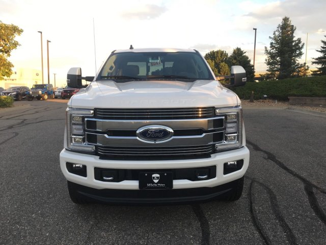 2019 F-350 Crew Cab 4x4,  Pickup #00059594 - photo 4