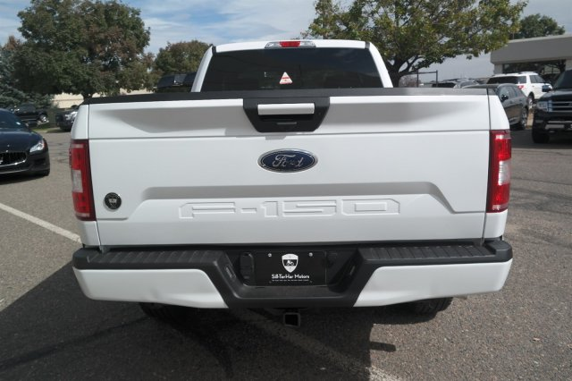 2018 F-150 Super Cab 4x4,  Pickup #00059633 - photo 4