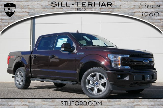 2018 F-150 SuperCrew Cab 4x4,  Pickup #00059647 - photo 1