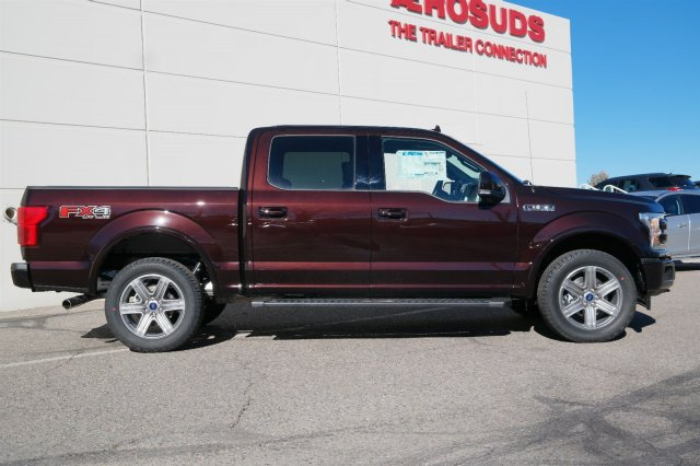 2018 F-150 SuperCrew Cab 4x4,  Pickup #00059647 - photo 3
