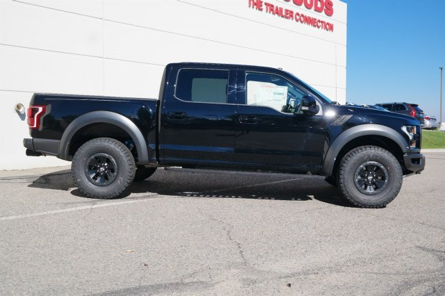2018 F-150 SuperCrew Cab 4x4,  Pickup #00059787 - photo 3