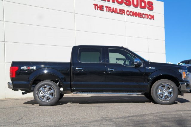2018 F-150 SuperCrew Cab 4x4,  Pickup #00059802 - photo 3