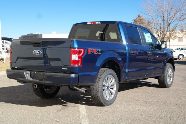 2018 F-150 SuperCrew Cab 4x4,  Pickup #00059807 - photo 2