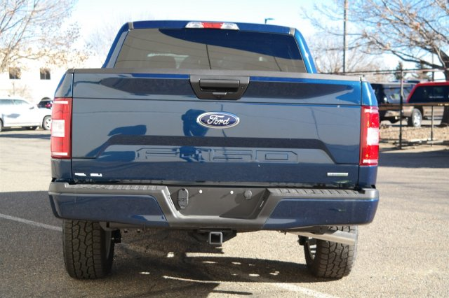 2018 F-150 SuperCrew Cab 4x4,  Pickup #00059807 - photo 4