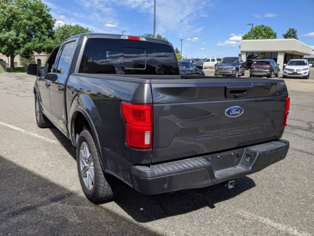 2018 F-150 SuperCrew Cab 4x4,  Pickup #00059852 - photo 5