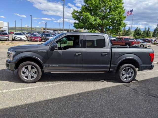 2018 F-150 SuperCrew Cab 4x4,  Pickup #00059852 - photo 6