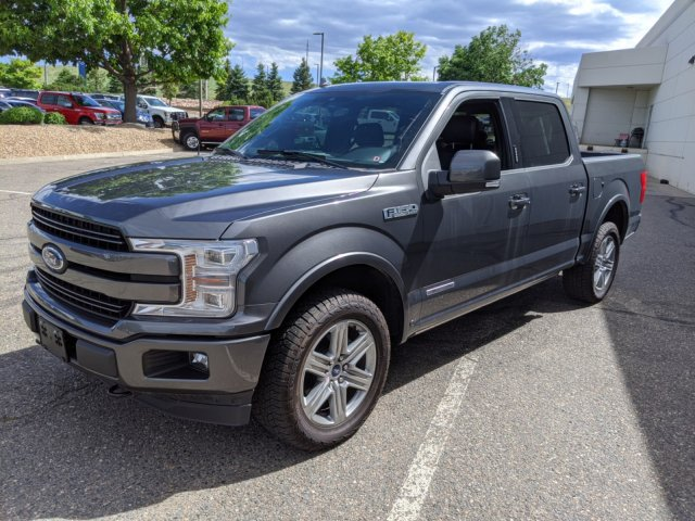 2018 F-150 SuperCrew Cab 4x4,  Pickup #00059852 - photo 7