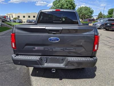 2018 F-150 SuperCrew Cab 4x4,  Pickup #00059852 - photo 4