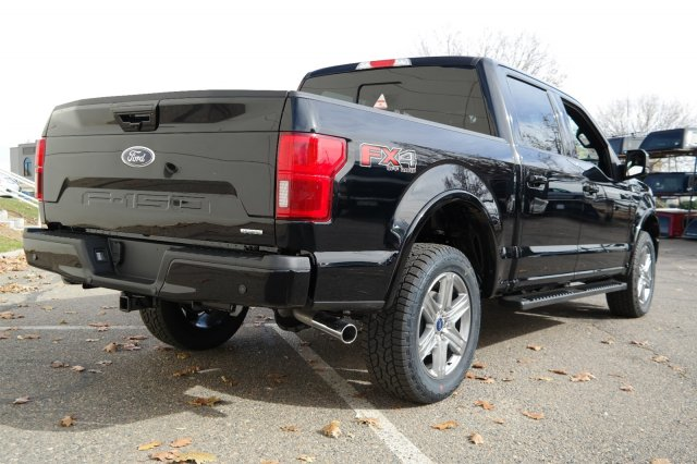 2018 F-150 SuperCrew Cab 4x4,  Pickup #00059856 - photo 2