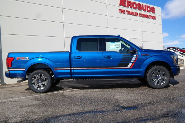 2018 F-150 SuperCrew Cab 4x4,  Pickup #00059903 - photo 3