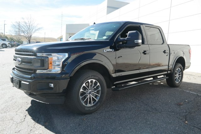 2018 F-150 SuperCrew Cab 4x4,  Pickup #00059925 - photo 8