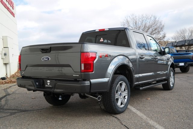 2018 F-150 SuperCrew Cab 4x4,  Pickup #00059928 - photo 2