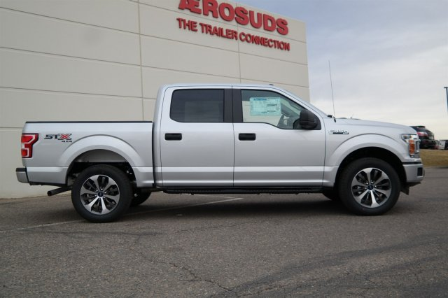 2019 F-150 SuperCrew Cab 4x4,  Pickup #00059986 - photo 3
