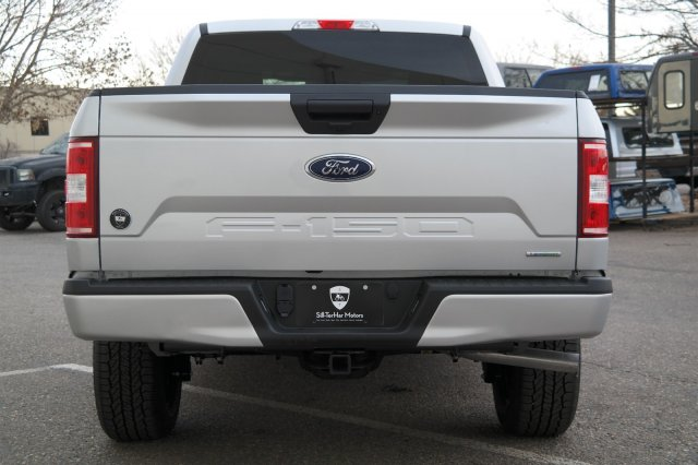 2019 F-150 SuperCrew Cab 4x4,  Pickup #00059986 - photo 4