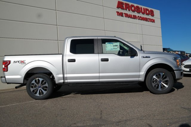 2019 F-150 SuperCrew Cab 4x4,  Pickup #00060035 - photo 3