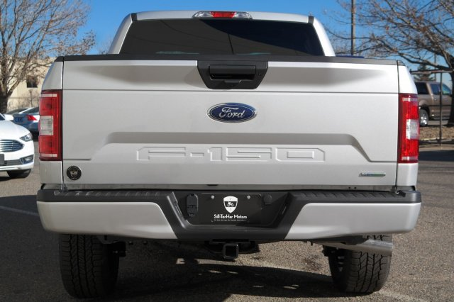 2019 F-150 SuperCrew Cab 4x4,  Pickup #00060035 - photo 4