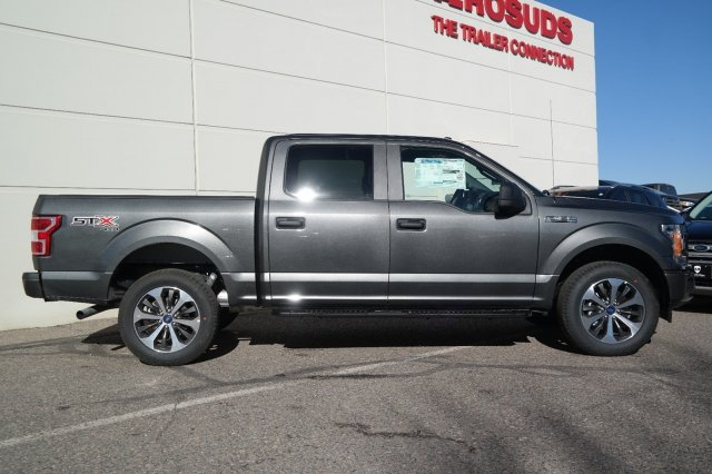 2019 F-150 SuperCrew Cab 4x4,  Pickup #00060040 - photo 3