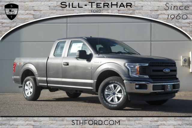 2019 F-150 Super Cab 4x4,  Pickup #00060041 - photo 1