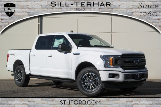2019 F-150 SuperCrew Cab 4x4,  Pickup #00060084 - photo 1