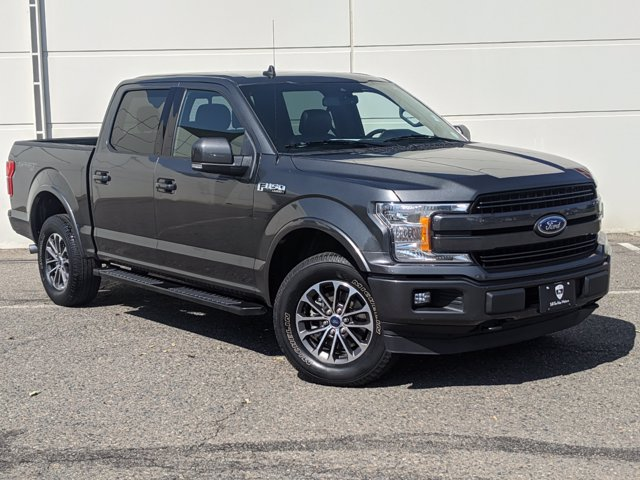 2019 Ford F-150 SuperCrew Cab 4x4, Pickup #0062147A - photo 1