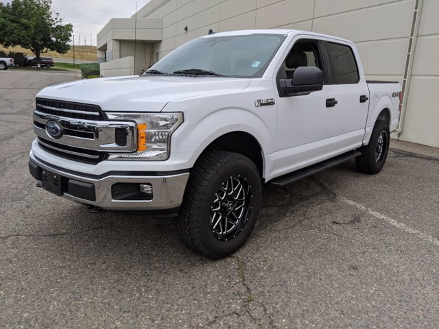 2019 Ford F-150 SuperCrew Cab 4x4, Pickup #62256A - photo 2