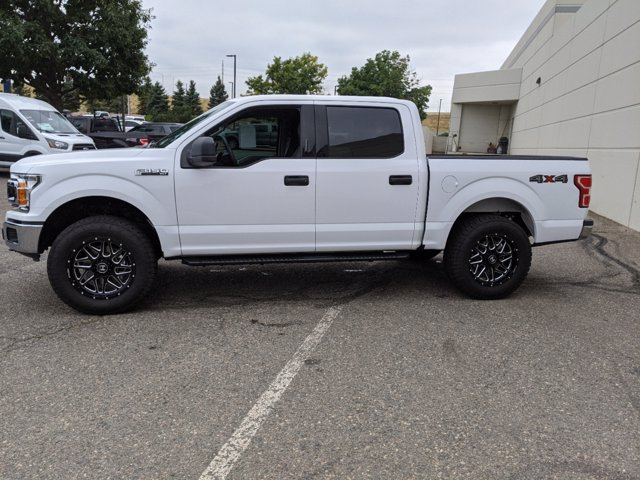 2019 Ford F-150 SuperCrew Cab 4x4, Pickup #62256A - photo 4