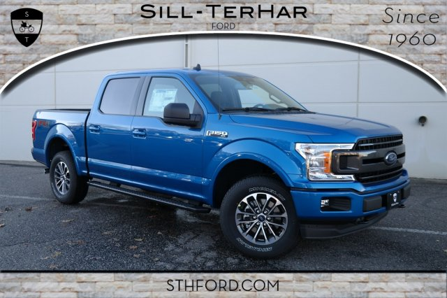 2020 Ford F-150 SuperCrew Cab 4x4, Pickup #00061229 - photo 1