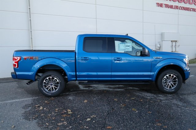 2020 Ford F-150 SuperCrew Cab 4x4, Pickup #00061229 - photo 3
