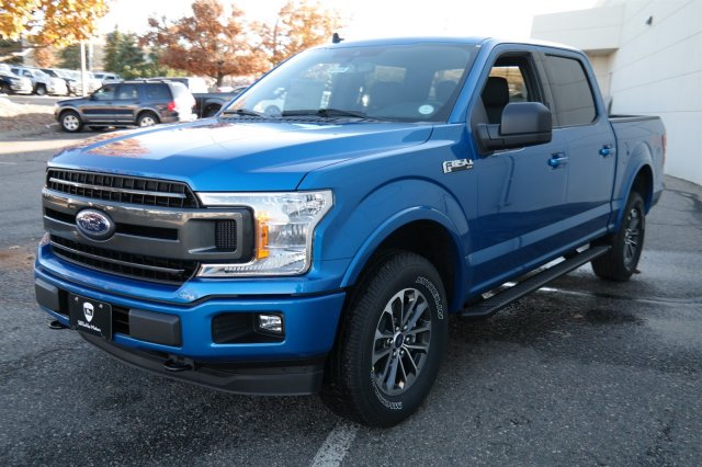 2020 Ford F-150 SuperCrew Cab 4x4, Pickup #00061229 - photo 7