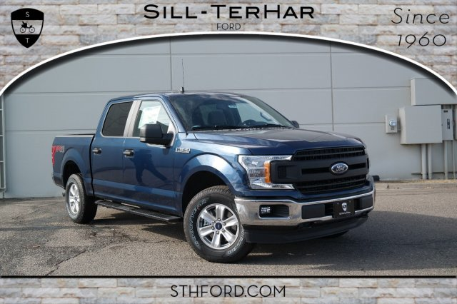2020 F-150 SuperCrew Cab 4x4, Pickup #00061642 - photo 1