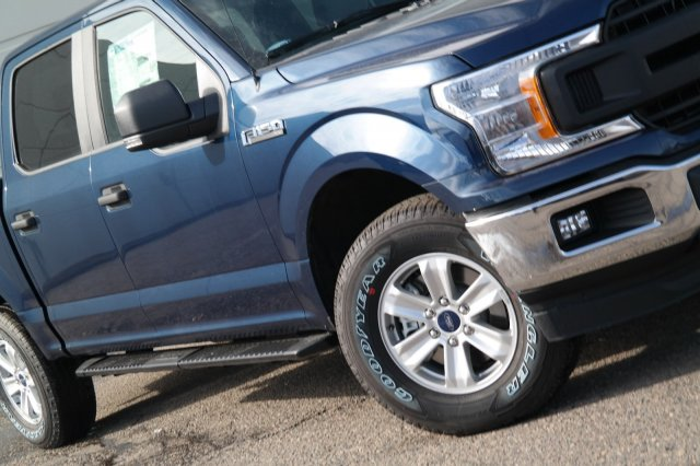 2020 F-150 SuperCrew Cab 4x4, Pickup #00061642 - photo 3