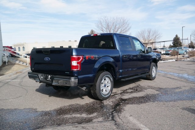 2020 F-150 SuperCrew Cab 4x4, Pickup #00061642 - photo 2