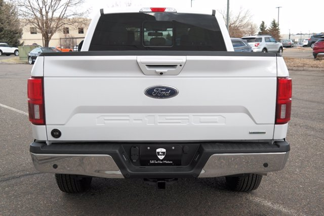 2020 Ford F-150 SuperCrew Cab 4x4, Pickup #00061811 - photo 4
