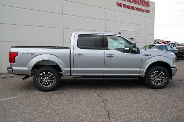 2020 Ford F-150 SuperCrew Cab 4x4, Pickup #00061819 - photo 3
