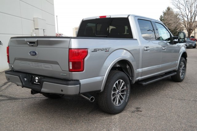 2020 Ford F-150 SuperCrew Cab 4x4, Pickup #00061819 - photo 2