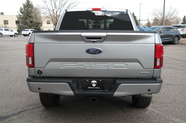 2020 Ford F-150 SuperCrew Cab 4x4, Pickup #00061819 - photo 4