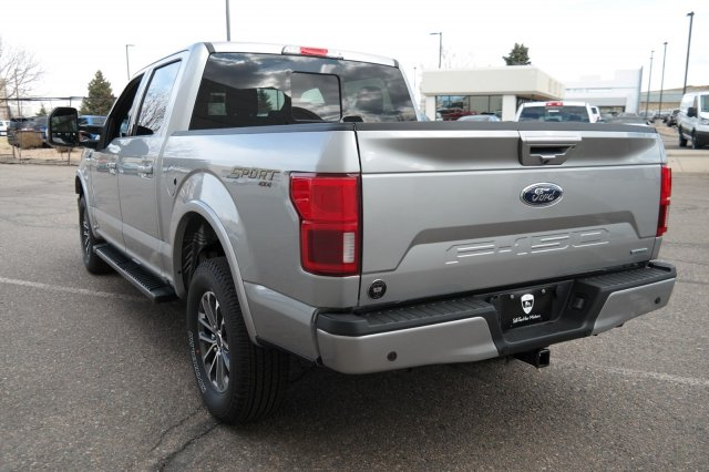 2020 Ford F-150 SuperCrew Cab 4x4, Pickup #00061819 - photo 5