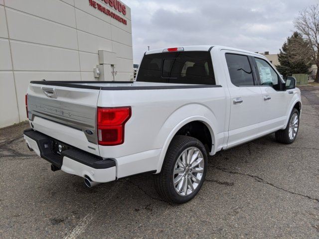 2020 Ford F-150 SuperCrew Cab 4x4, Pickup #00061835 - photo 2