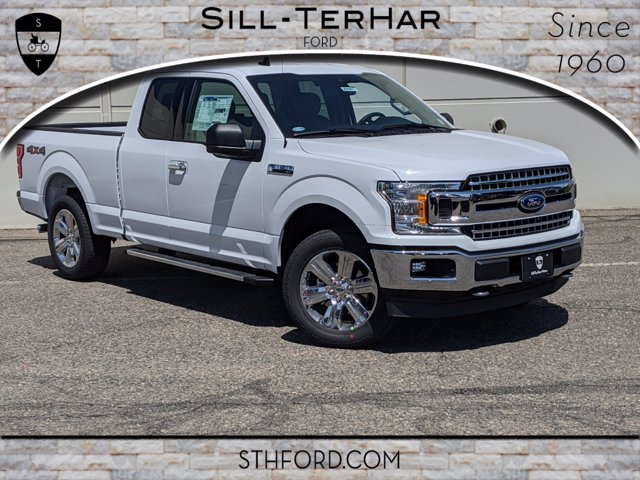 2020 Ford F-150 Super Cab 4x4, Pickup #00062051 - photo 1