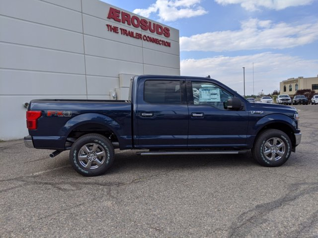 2020 Ford F-150 SuperCrew Cab 4x4, Pickup #00062056 - photo 4