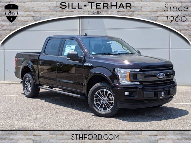 2020 Ford F-150 SuperCrew Cab 4x4, Pickup #00062062 - photo 1