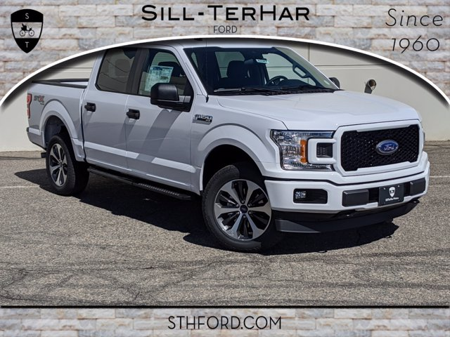 2020 Ford F-150 SuperCrew Cab 4x4, Pickup #00062067 - photo 1