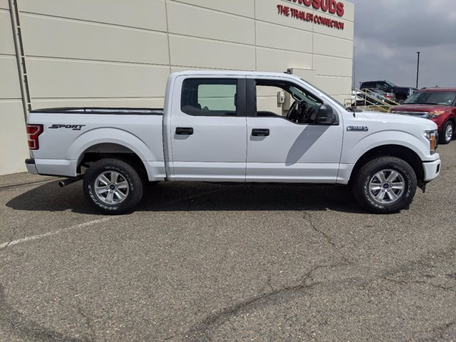 2020 Ford F-150 SuperCrew Cab 4x4, Pickup #00062094 - photo 4