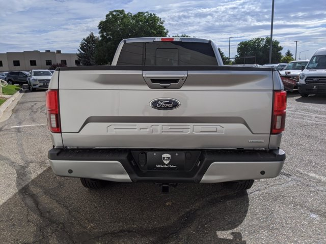 2020 Ford F-150 SuperCrew Cab 4x4, Pickup #00062133 - photo 5