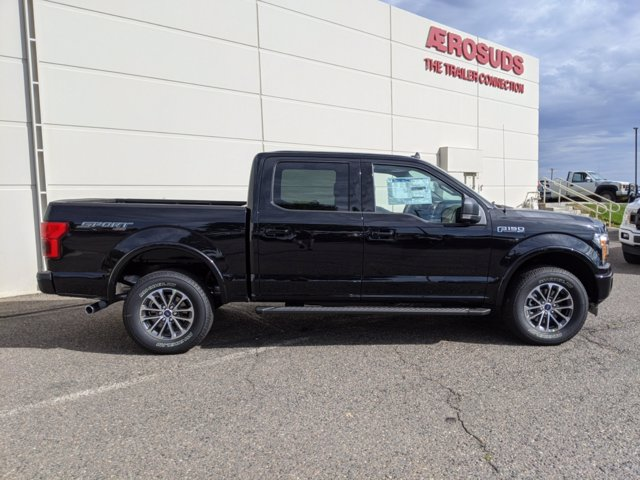 2020 Ford F-150 SuperCrew Cab 4x4, Pickup #00062157 - photo 4
