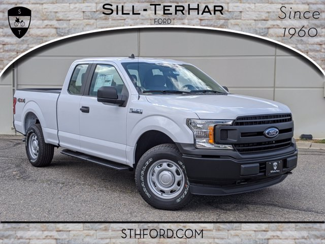 2020 Ford F-150 Super Cab 4x4, Pickup #00062183 - photo 1