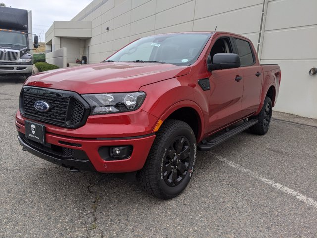 2020 Ford Ranger SuperCrew Cab 4x4, Pickup #00062228 - photo 4