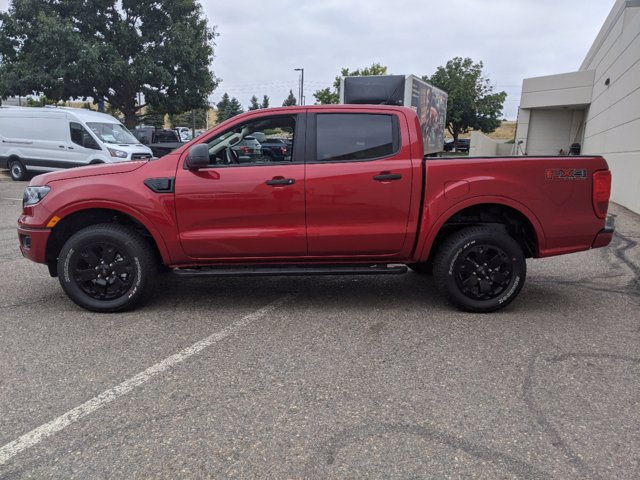 2020 Ford Ranger SuperCrew Cab 4x4, Pickup #00062228 - photo 6