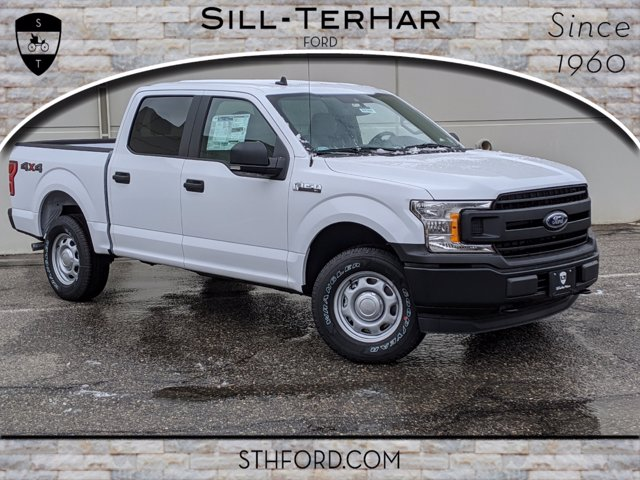 2020 Ford F-150 SuperCrew Cab 4x4, Pickup #00062265 - photo 1