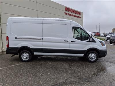 2020 Ford Transit 250 Med Roof AWD, Empty Cargo Van #00062273 - photo 4